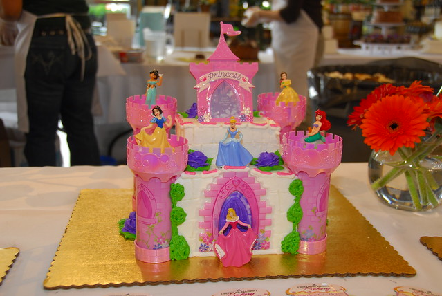 Barbie Castle Cake Flickr - Photo Sharing!