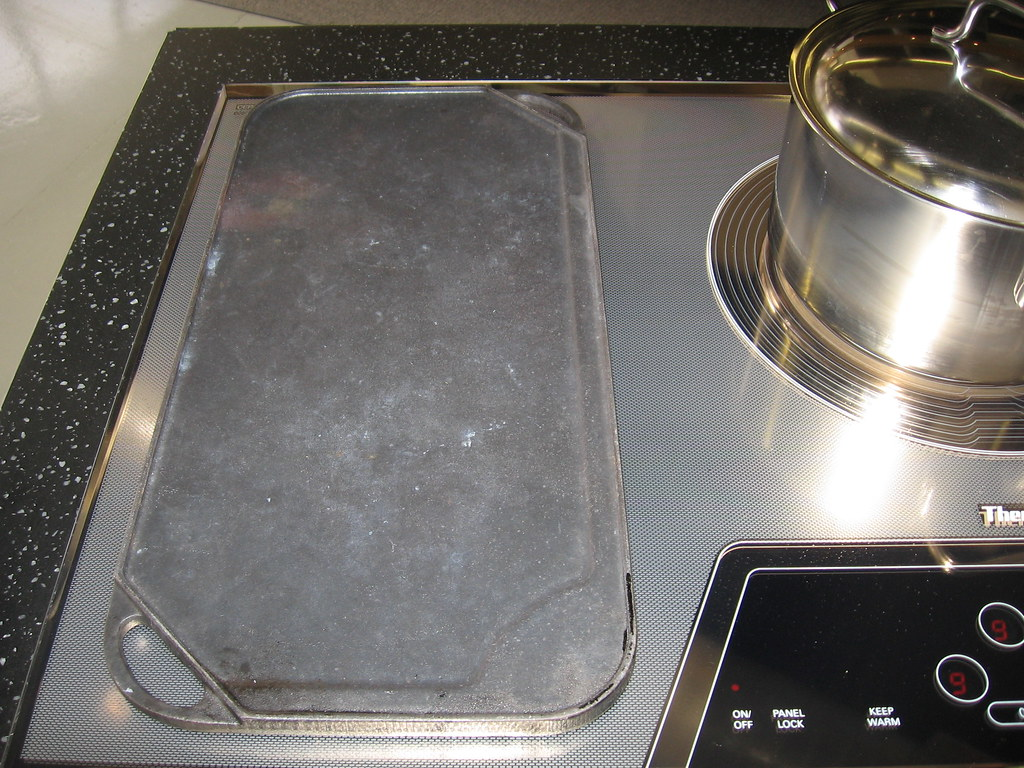 Induction Cooktop Griddle Induction Cooktop