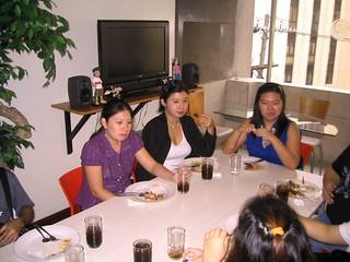 Dayo: Blogger Meet Up Oct. 4, 2008