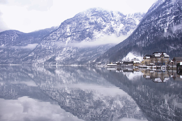 Hallsttat, Austrija, Canon EOS KISS X6I, Canon EF-S 18-135mm f/3.5-5.6 IS STM