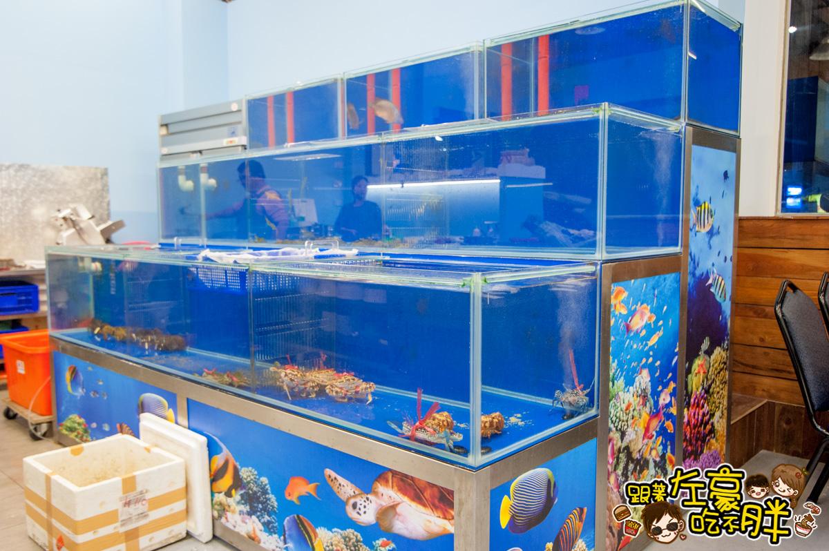 紅頭嶼蒸氣海鮮-高雄店-12