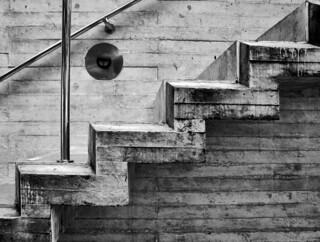 Imagine de Palacete das Artes Rodin Bahia. arquitetura museu pb bahia salvador escada 2009 rodin maio palacete concreto patrimônio anexo intervenção preservação museurodin concretoaparente concretoarmado palacetedasartes
