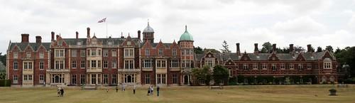 Sandringham House 23-05-2011