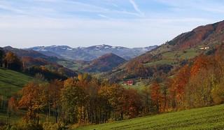 Pielach valley