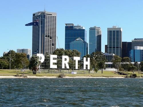 Perth sign