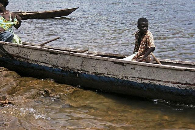 On lake Volta