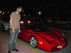 race car, automobile, vehicle, automotive design, enzo ferrari, land vehicle, luxury vehicle, supercar, sports car,