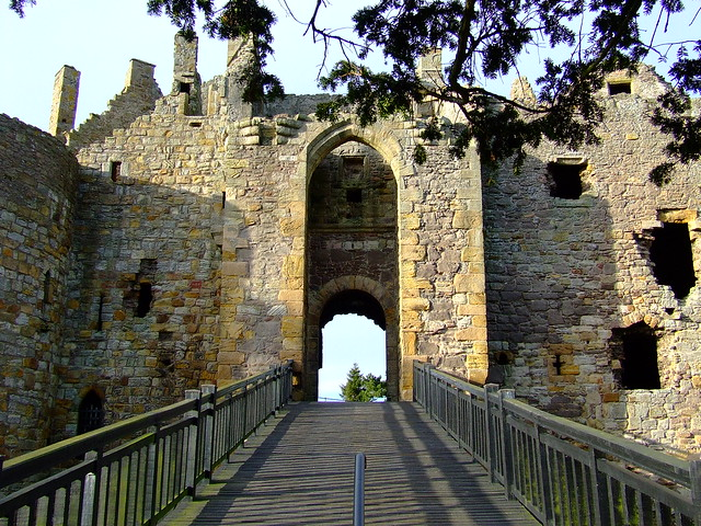 Dirleton Castle, Midlothian