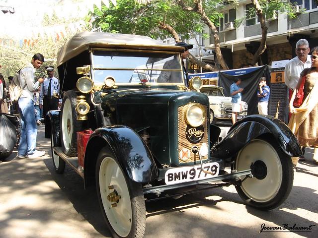Rishad Kundanmal, Vintage Car Restoration Expert  Collector | GQ