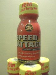 Speed Attack with 1,3,7-Trimethylxanthine