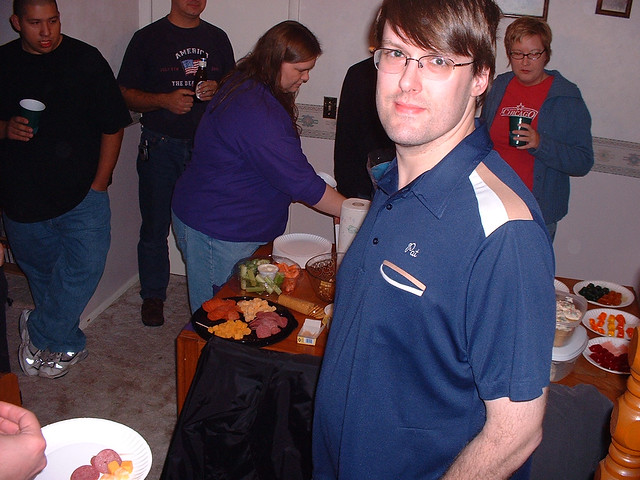 Aaron's 30th Birthday Party, Nov 2004