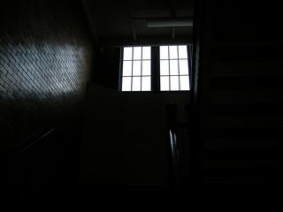 Dark Stair Case