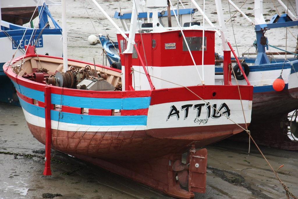 Erquy - Attila