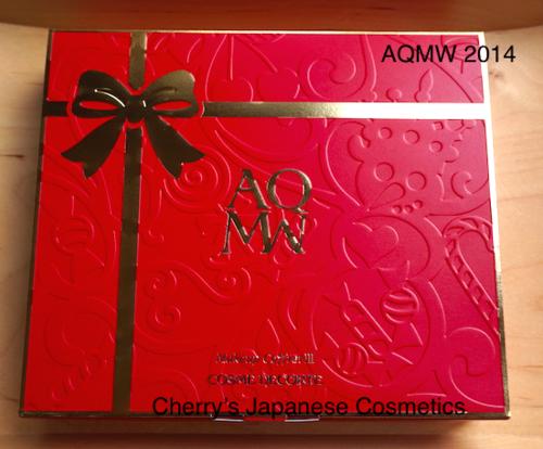 AQMW Makeup Coffret III