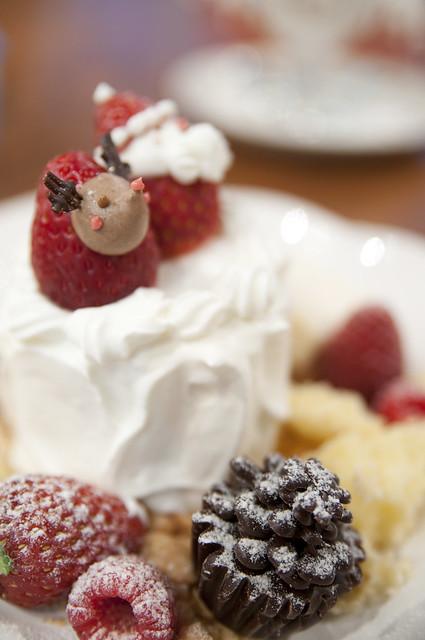 Photo:Christmas Plate, Anniversary, Aoyama By yuichi.sakuraba