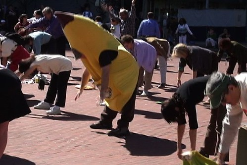 FruitGuys Banana Yoga