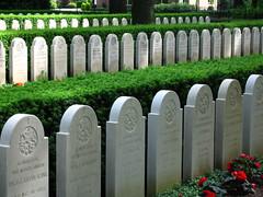 cemetery, green, headstone, memorial, grave,