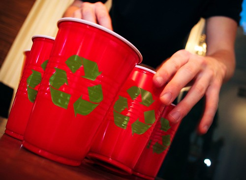 solo cup recycling