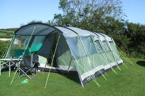 Montana 6 front extension tent talk for Montana tent company