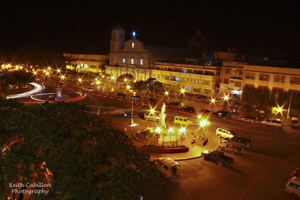 Roxas City by Night