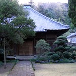 Jufuku-ji: Main Hall