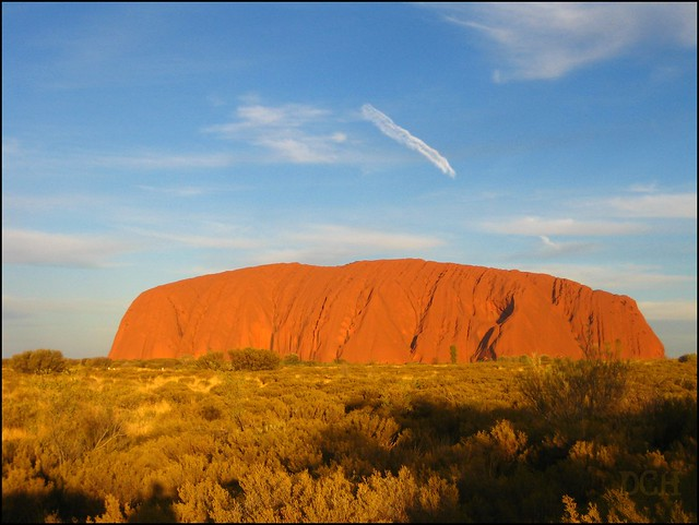Uluru Sunset Progression 1