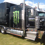 Monster Energy Drink Truck