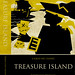 treasure island: front cover + spine