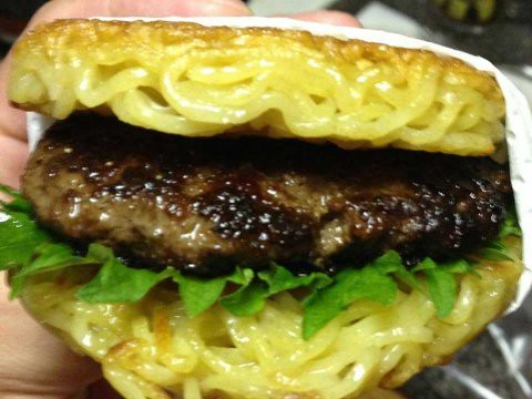 Ramen Burger, Eat the Street, Food Trucks