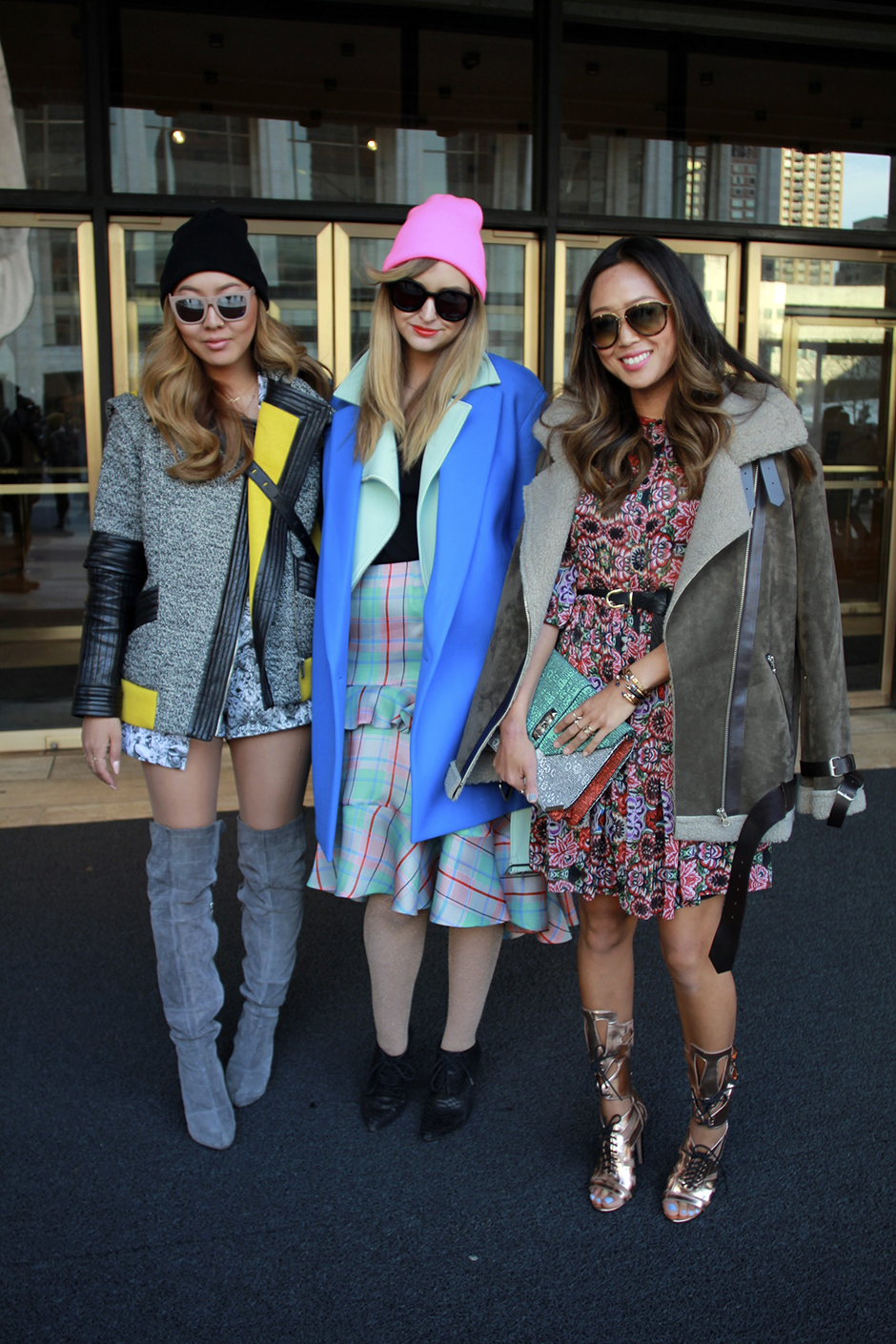 New York Fashion Week Fall 2014 NYFW street style