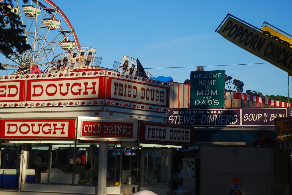 Fryeburg Fair, Midway III