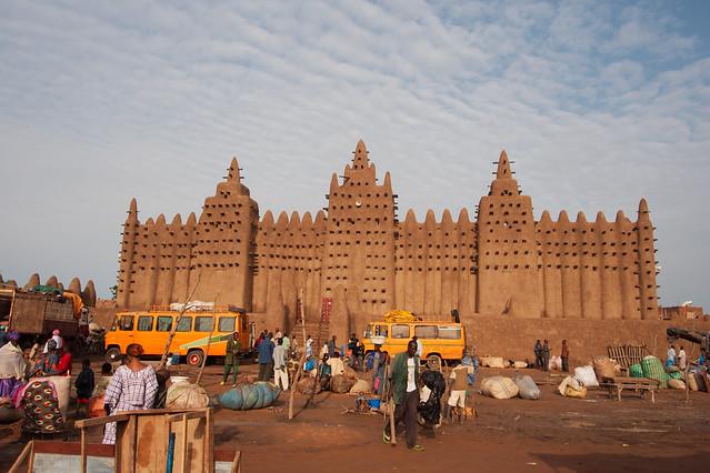 Moschee von Djenné