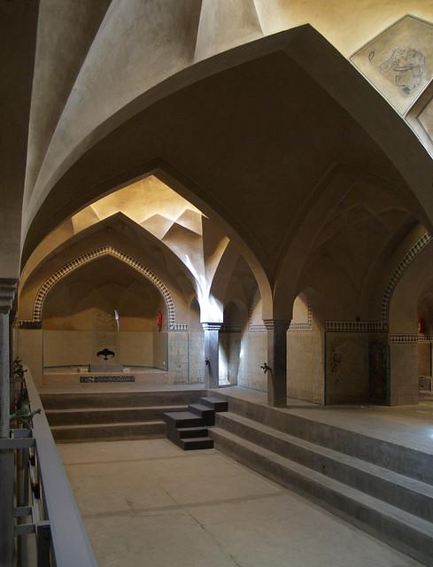 bathhouse, isfahan october 2007
