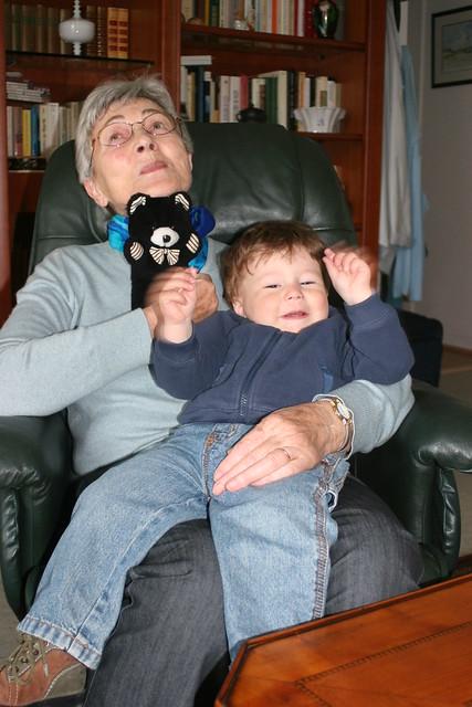 Mamie et Axel I