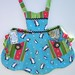 Its Snowing Penguins Apron