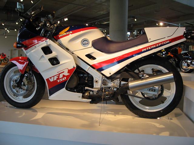 Barber Honda : Honda VFR750 Interceptor at Barber Flickr - Photo Sharing!