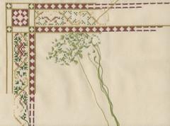 Teresa Wentzler - Peacock Tapestry
