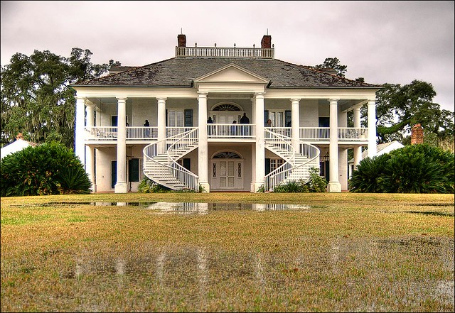 Evergreen Plantation HDR from Flickr via Wylio
