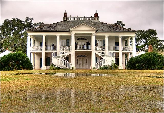 Evergreen plantation hdr flickr photo sharing for Plantation modular homes