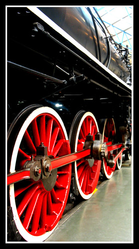 China Class KF1 No.7 @ York NRM