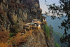 Tiger's Nest Monastery called Taksang or Taktshang by wufgaeng