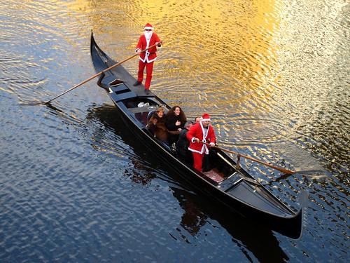 Santa's Other Job