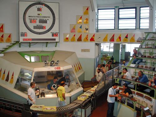Mercato del pesce di Cesenatico - foto Corriere Cesenate