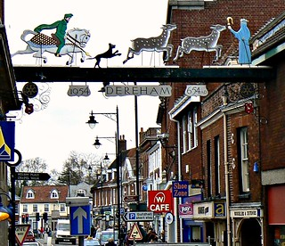 Project:- England - Norfolk:  Dereham and Wymondham