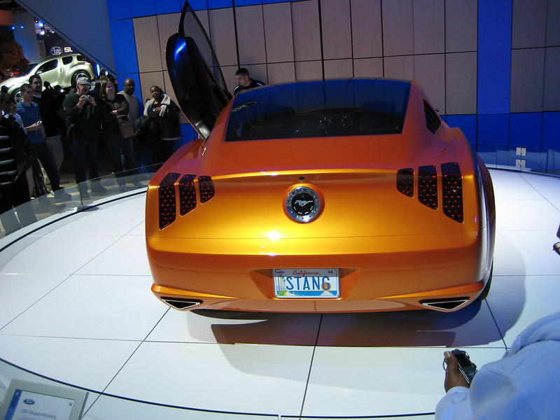 Guigaro Ford Mustang Concept