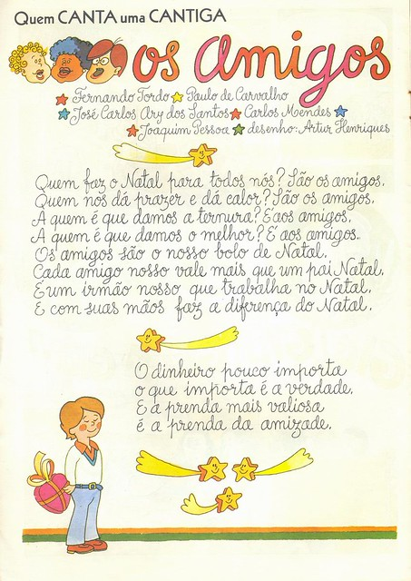 Fungagá da Bicharada, Christmas number, December 1976 - 7