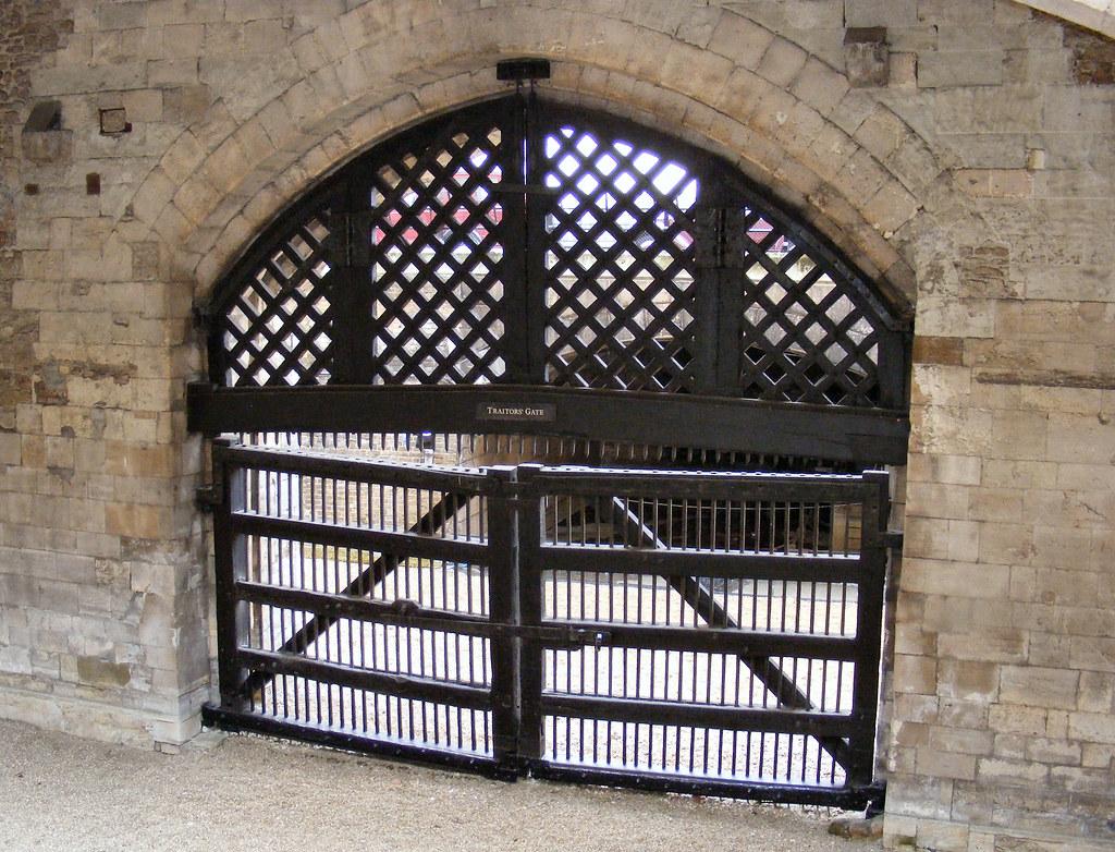 Puerta de los Traidores