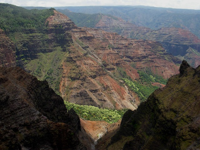 Waimea Canyon, West Coast, Kauai