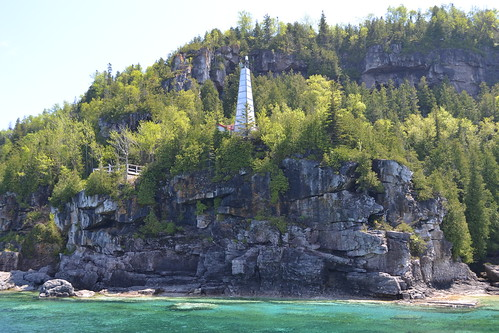 Flowerpot Island - Lighthouse