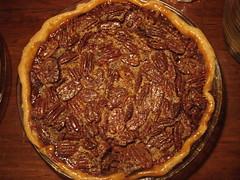 pie, pastry, baked goods, pecan pie, tart, food, dish, cuisine,